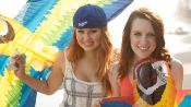 Debby Ryan and Her Best Friend, Emma Lindgren