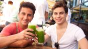 Best Friend Tag with The Fosters' Jake T. Austin and BFF Ramin Abrams