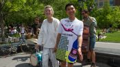 Bryanboy's Street-Style Look for an Afternoon Stroll in the Park