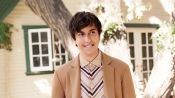 Nat Wolff and Author John Green Do Character Work