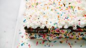 How to Make an Ice Cream Sandwich Cake