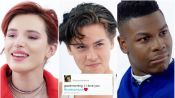 Bella Thorne, Cole Sprouse, John Boyega and More Compete in a Compliment Battle