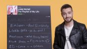 Liam Payne Creates the Playlist to His Life