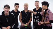 CNCO Compete in a Compliment Battle