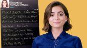 Isabela Merced Creates the Playlist of Her Life