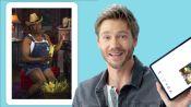 Riverdale's Chad Michael Murray Reviews Riverdale Memes