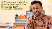 Anwar Jibawi Guesses How 1,197 Fans Responded to a Survey About Him