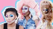 Monique Heart Gives Amandla Stenberg a Drag Makeover