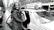 Gloria Steinem Doesn't Drive