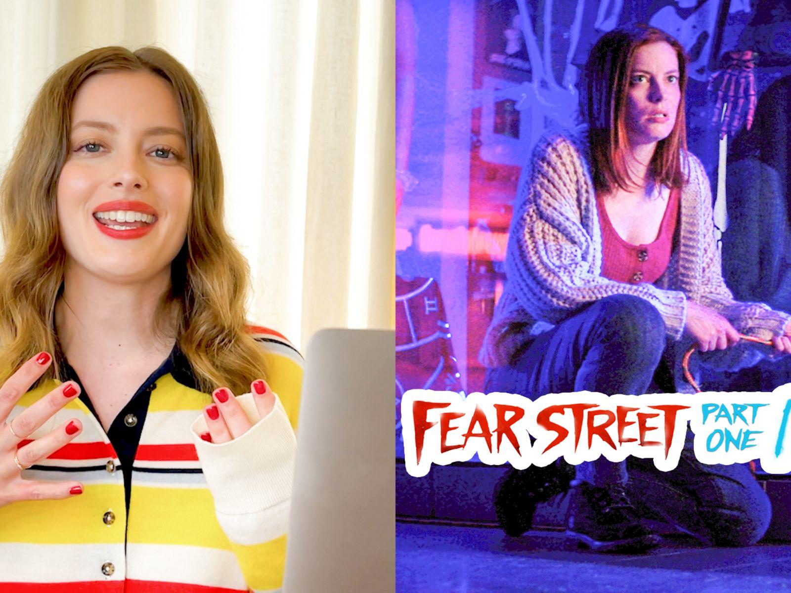 Gillian Jacobs Breaks Down Her Best Looks, from 'Community' to 'Fear Street Part One'