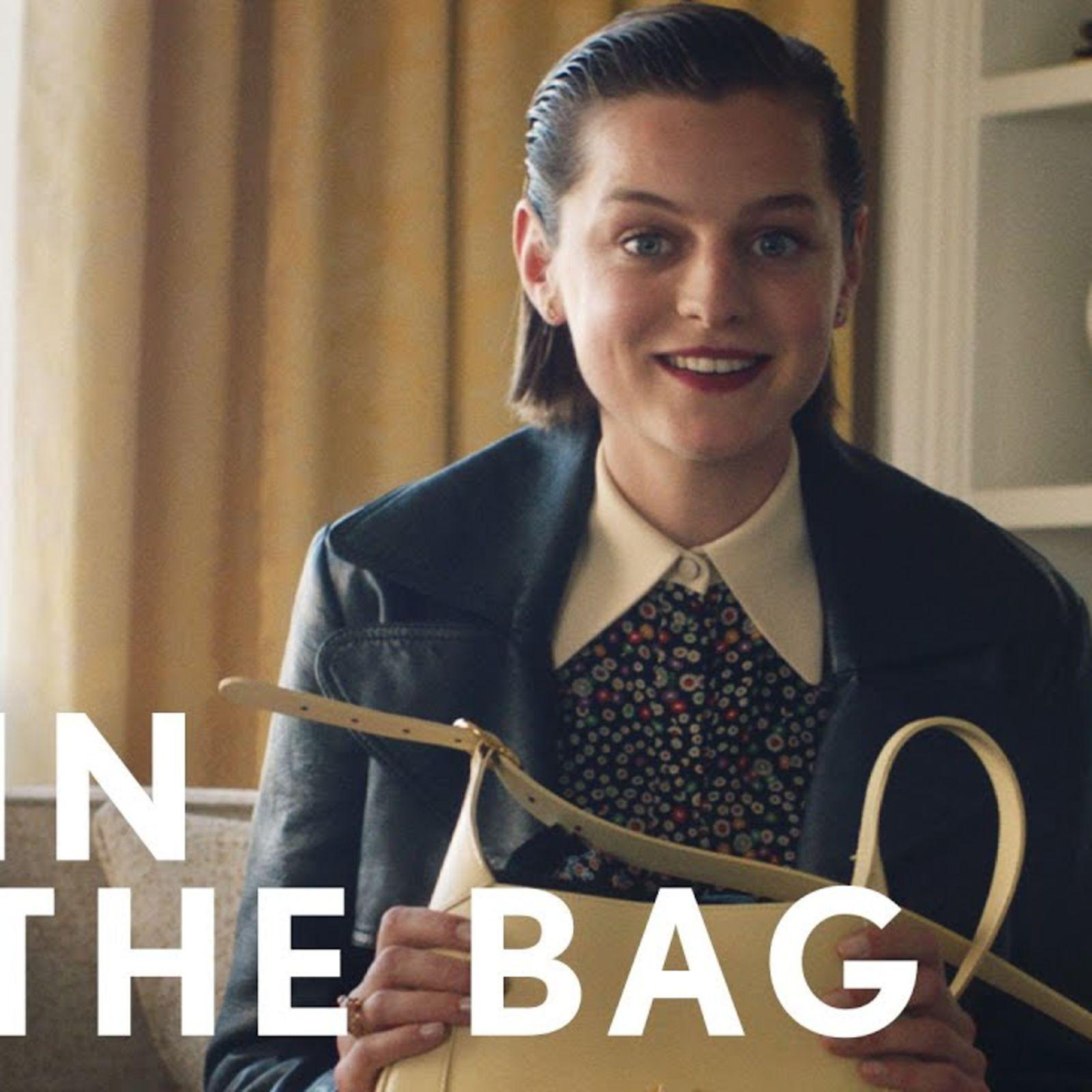 Emma Corrin: In The Bag