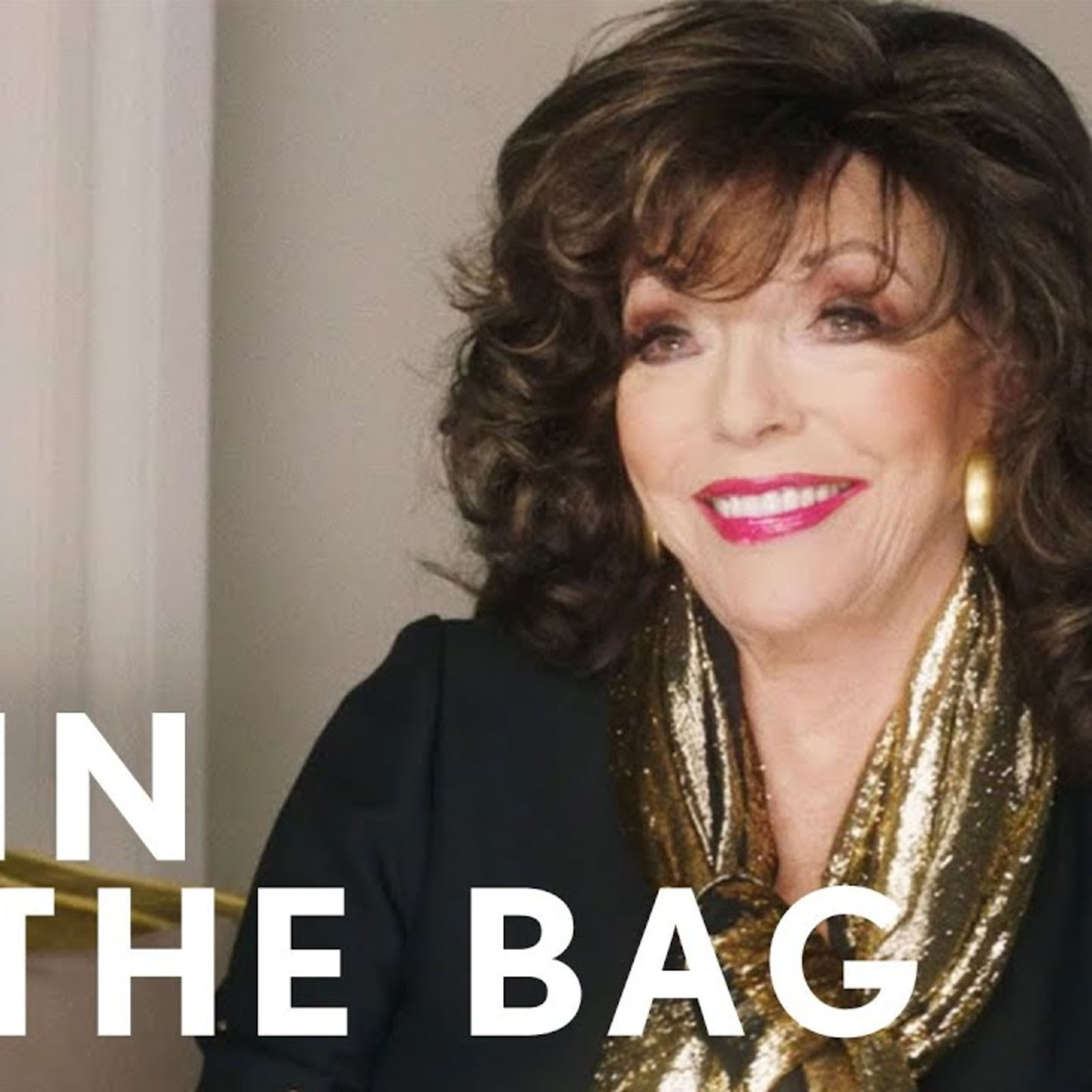 Joan Collins: In The Bag | Episode 41 | British Vogue & Valentino