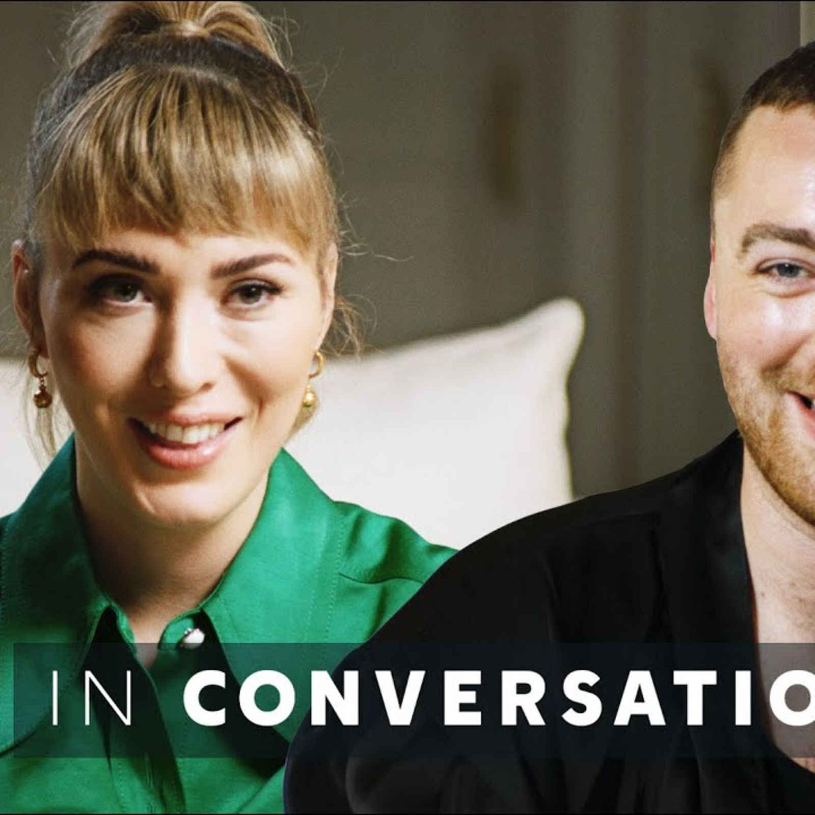 Sam Smith Talks Gender Identity, Break-Ups and Stage Fright
