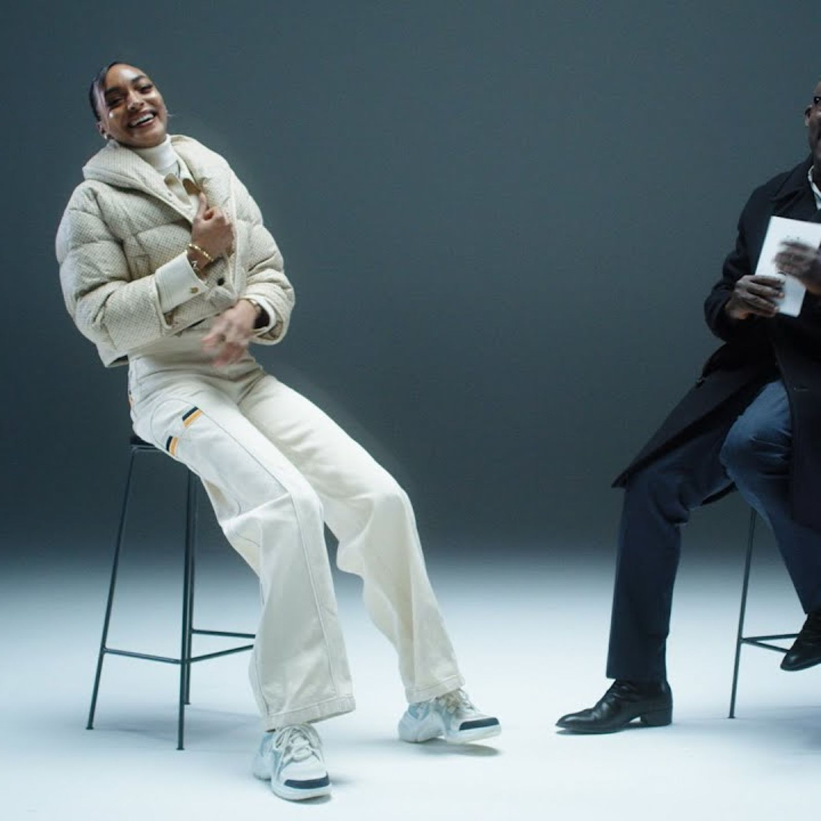 Forces For Change: The Extra Mile with Edward Enninful And Jourdan Dunn   British Vogue & BMW