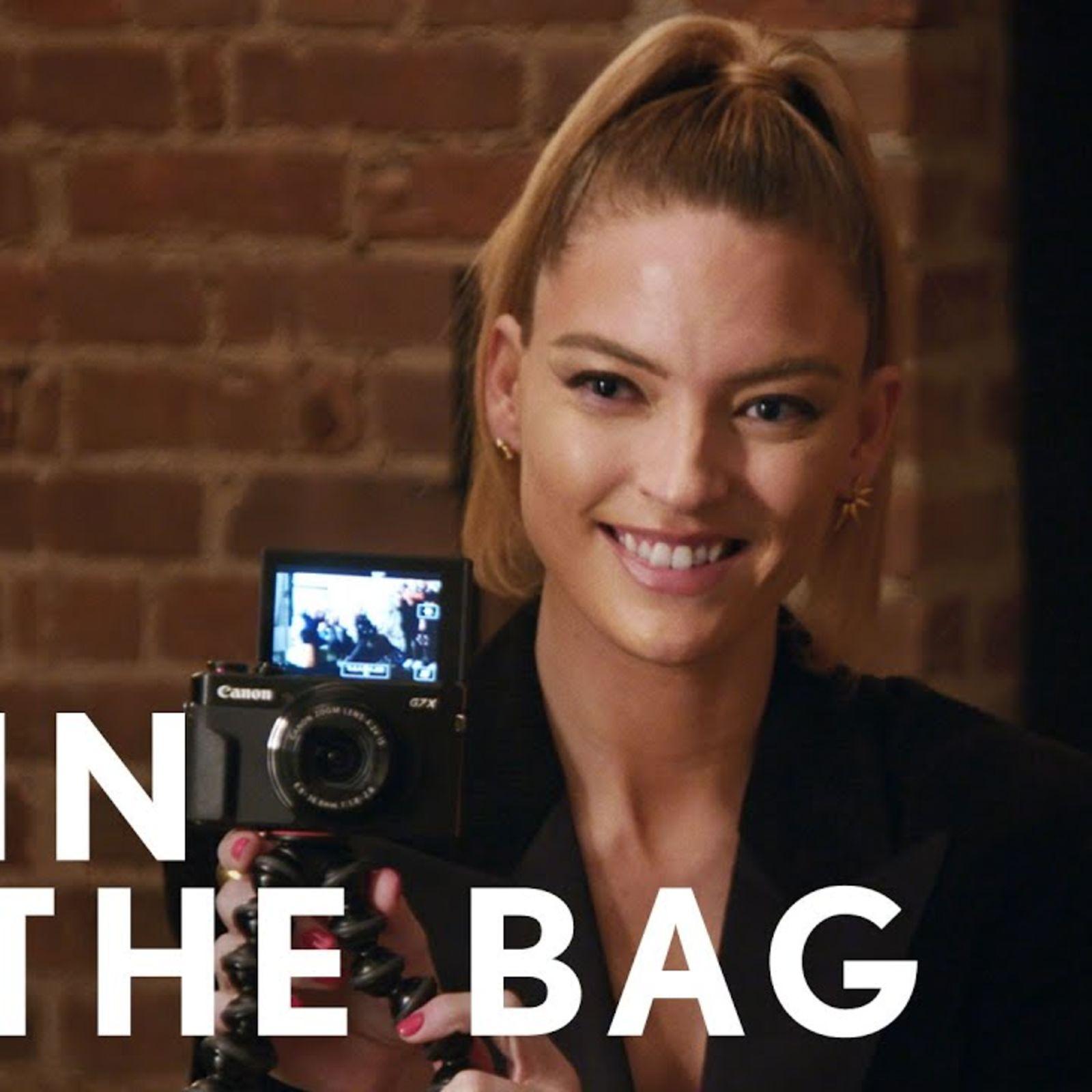 Martha Hunt: In The Bag