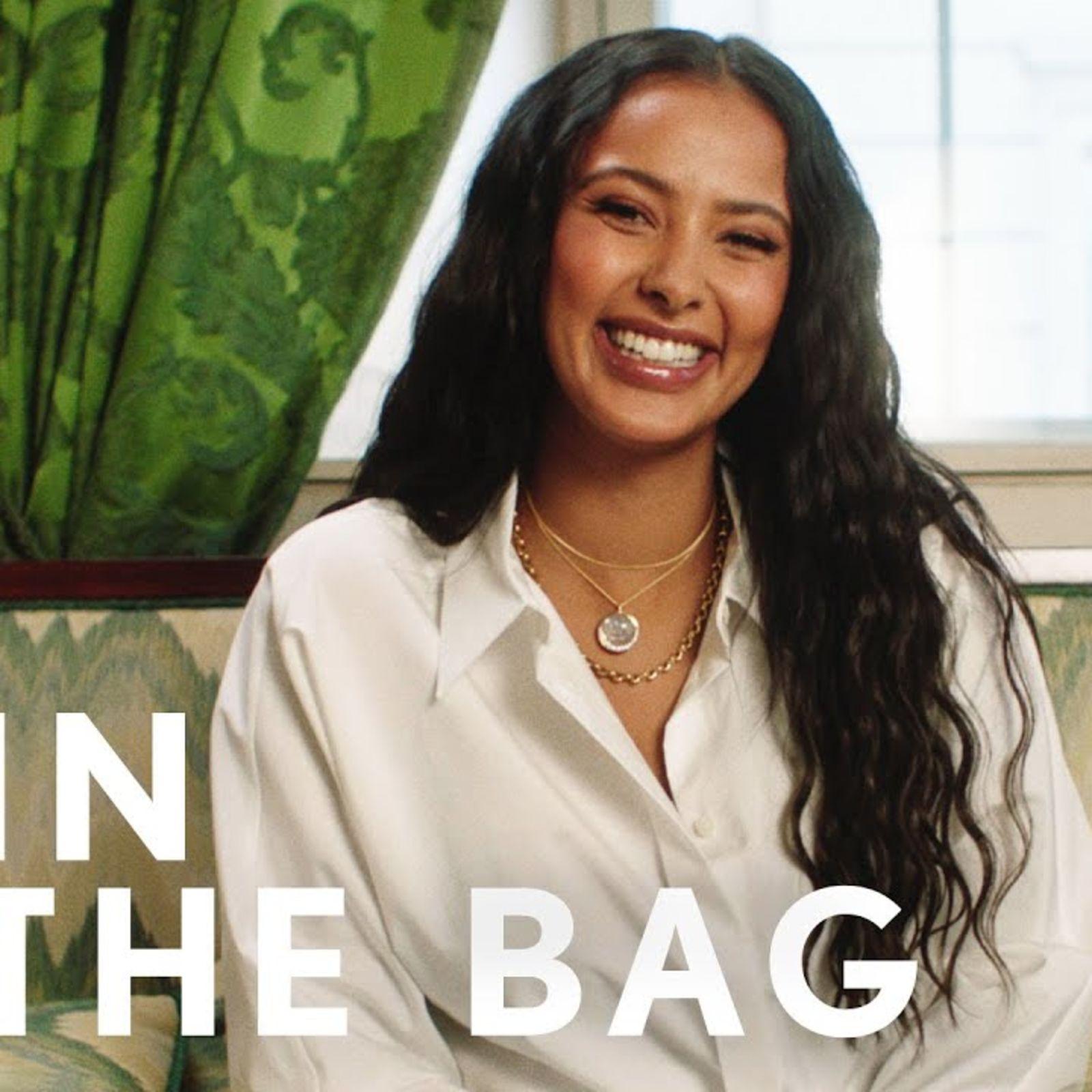Maya Jama: In The Bag | Episode 37 | British Vogue