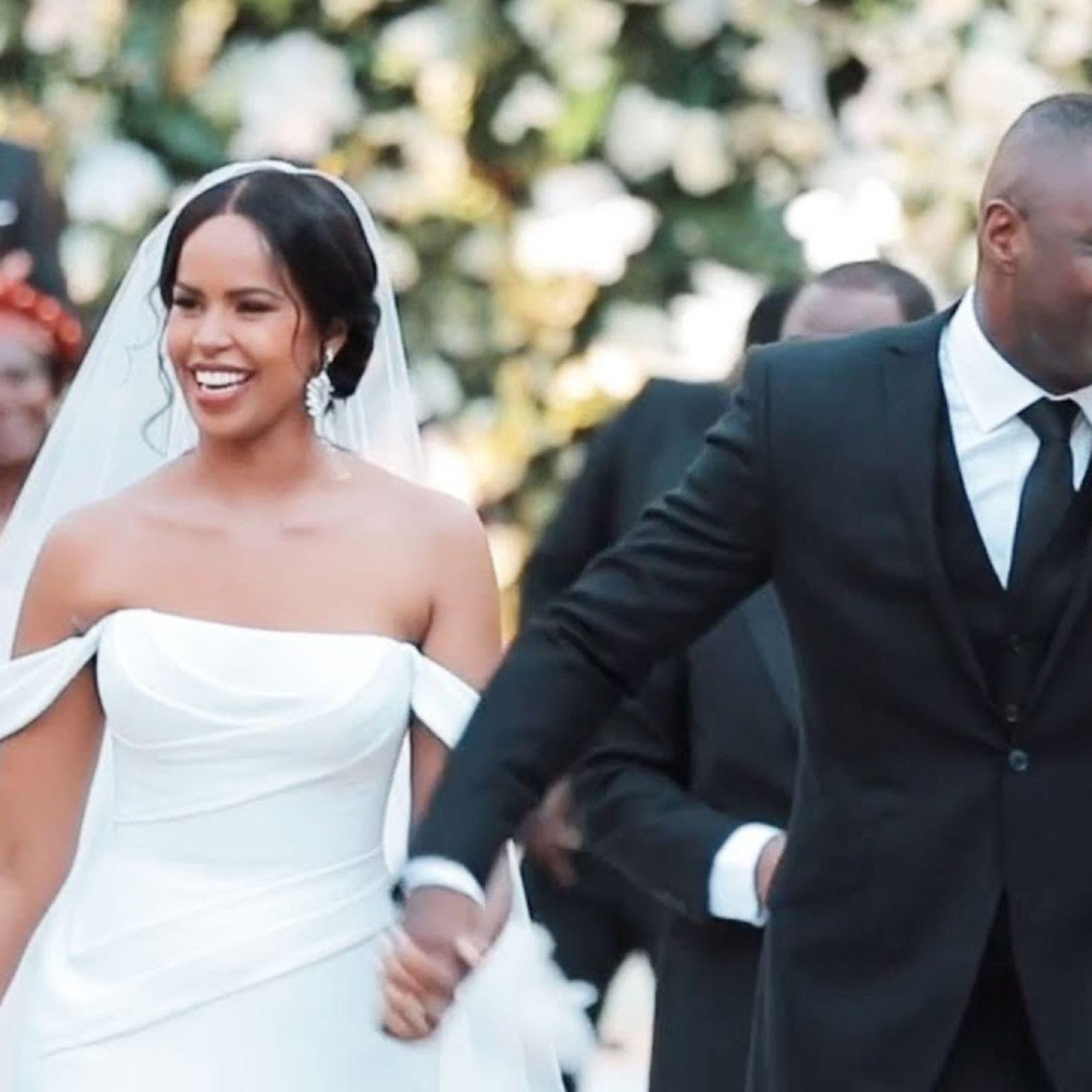 Inside Sabrina And Idris Elba's Morocco Wedding