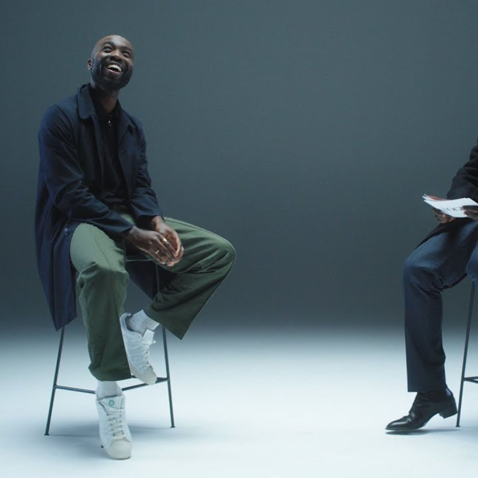 Forces For Change: The Extra Mile With Edward Enninful And Paapa Essiedu   British Vogue & BMW