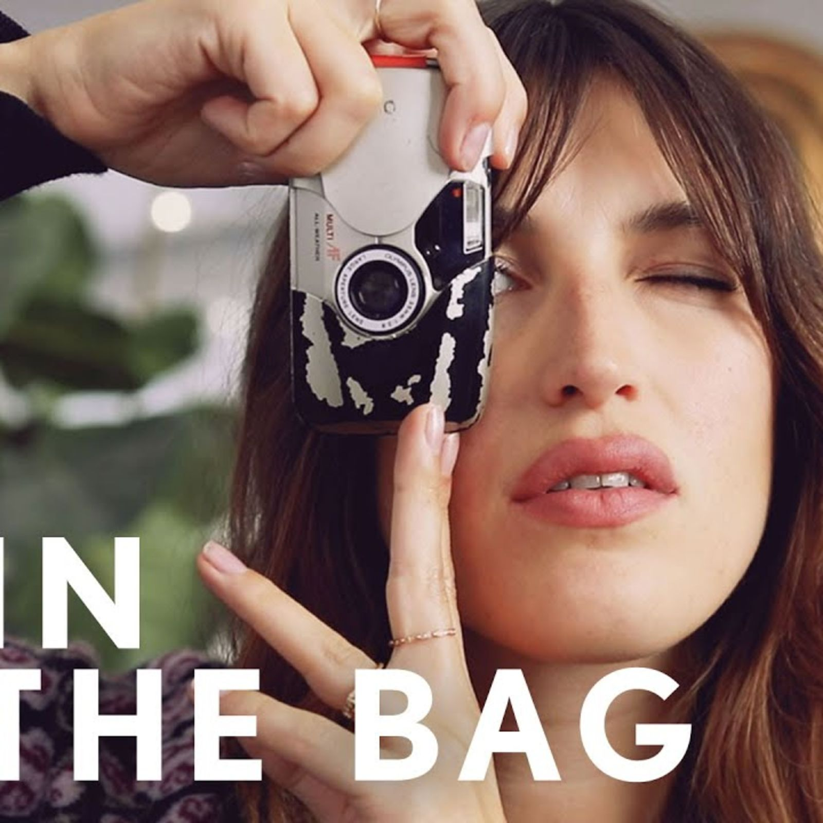 Jeanne Damas: In The Bag
