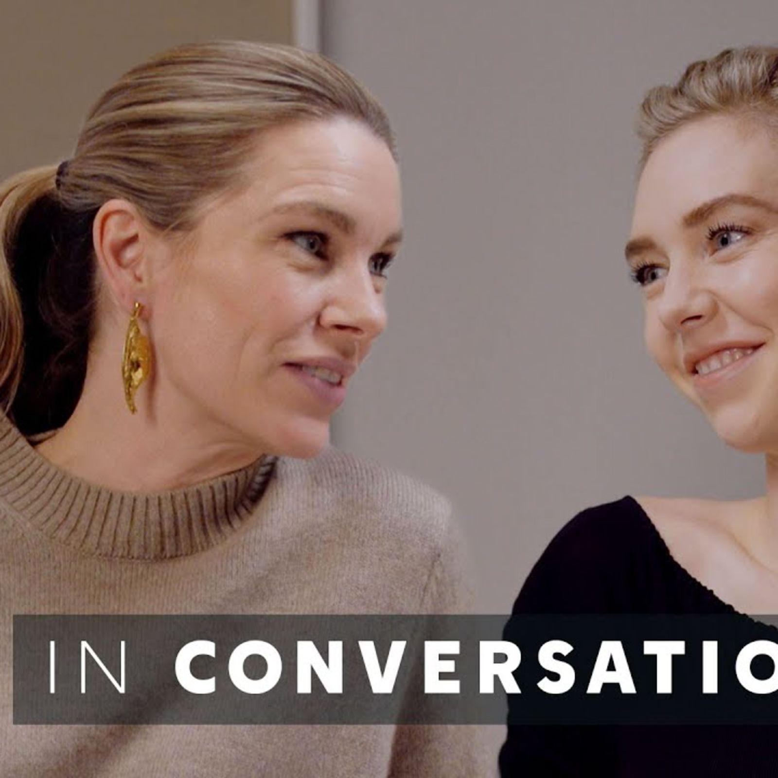 Vanessa Kirby & Pippa Vosper Talk Motherhood, Baby Loss & Grief
