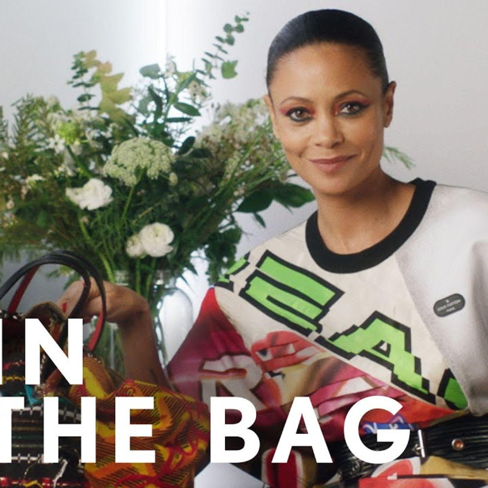 Thandiwe Newton: In The Bag