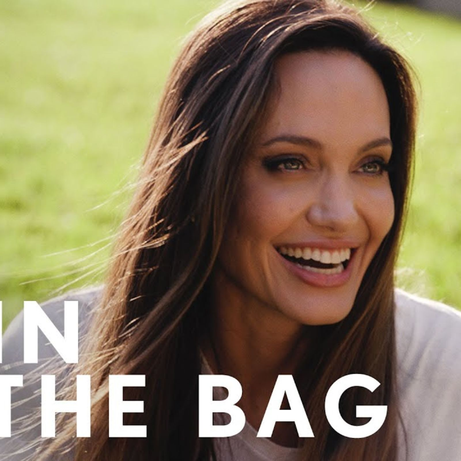 Angelina Jolie: In The Bag