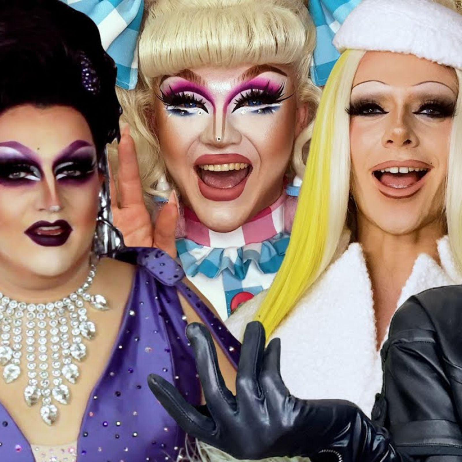 'RuPaul's Drag Race UK' Finalists Show You How To Create A Fabulous Look