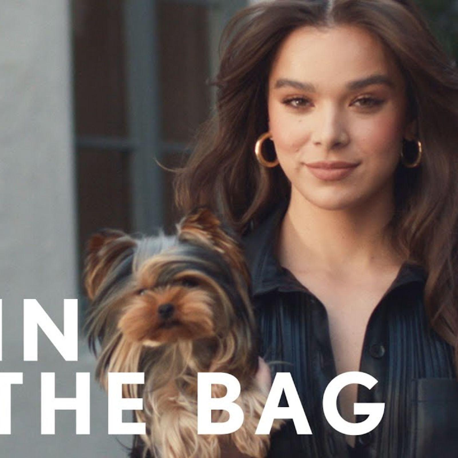 Hailee Steinfeld: In The Bag