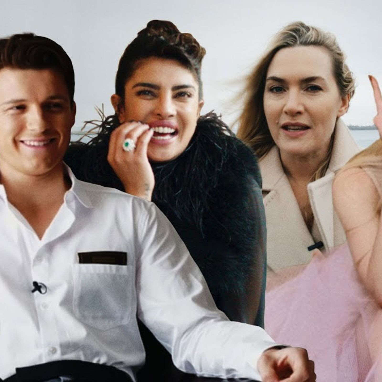 Anya Taylor-Joy, Kate Winslet & Hollywood's Finest On Acting, Icons & Crushes