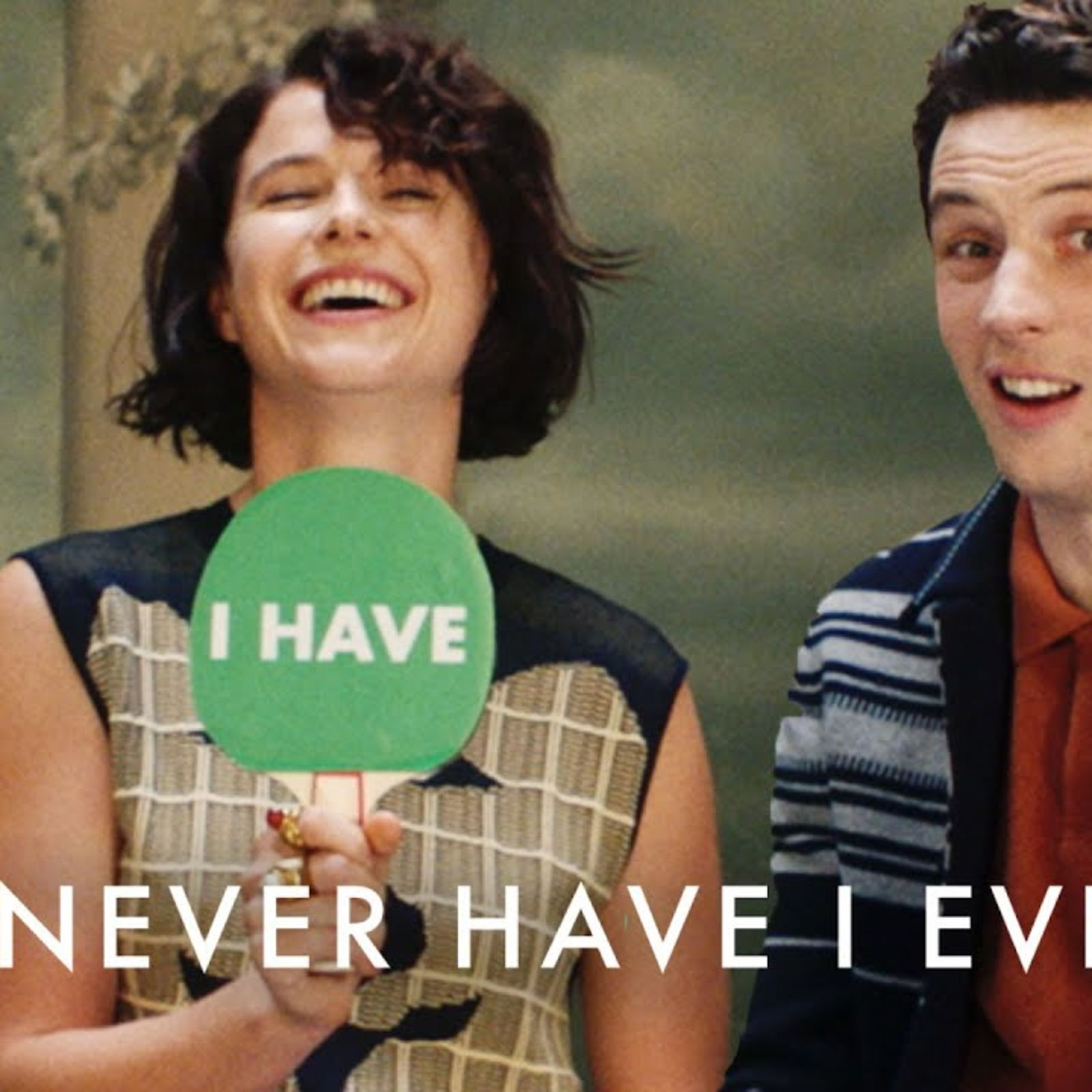"""Josh O'Connor & Jessie Buckley Play """"Never Have I Ever"""""""