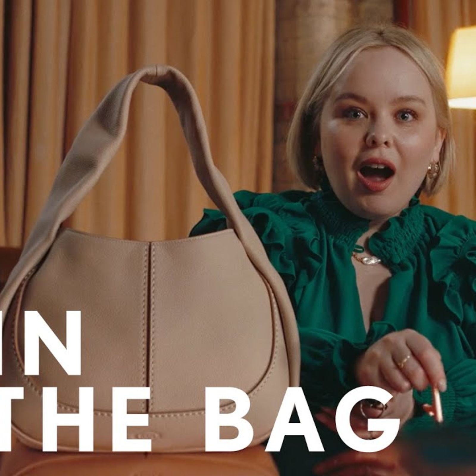 Nicola Coughlan: In The Bag | Episode 46 | British Vogue & Tod's