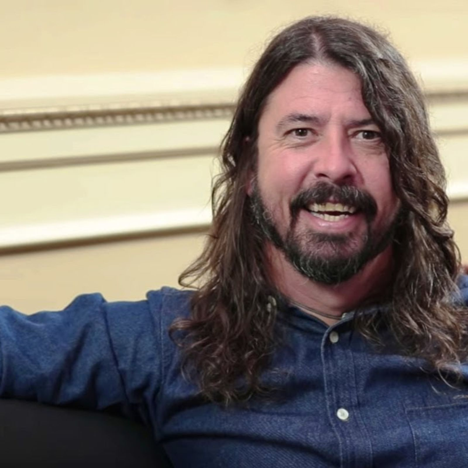 Dave Grohl: confessions of a Foo Fighting man