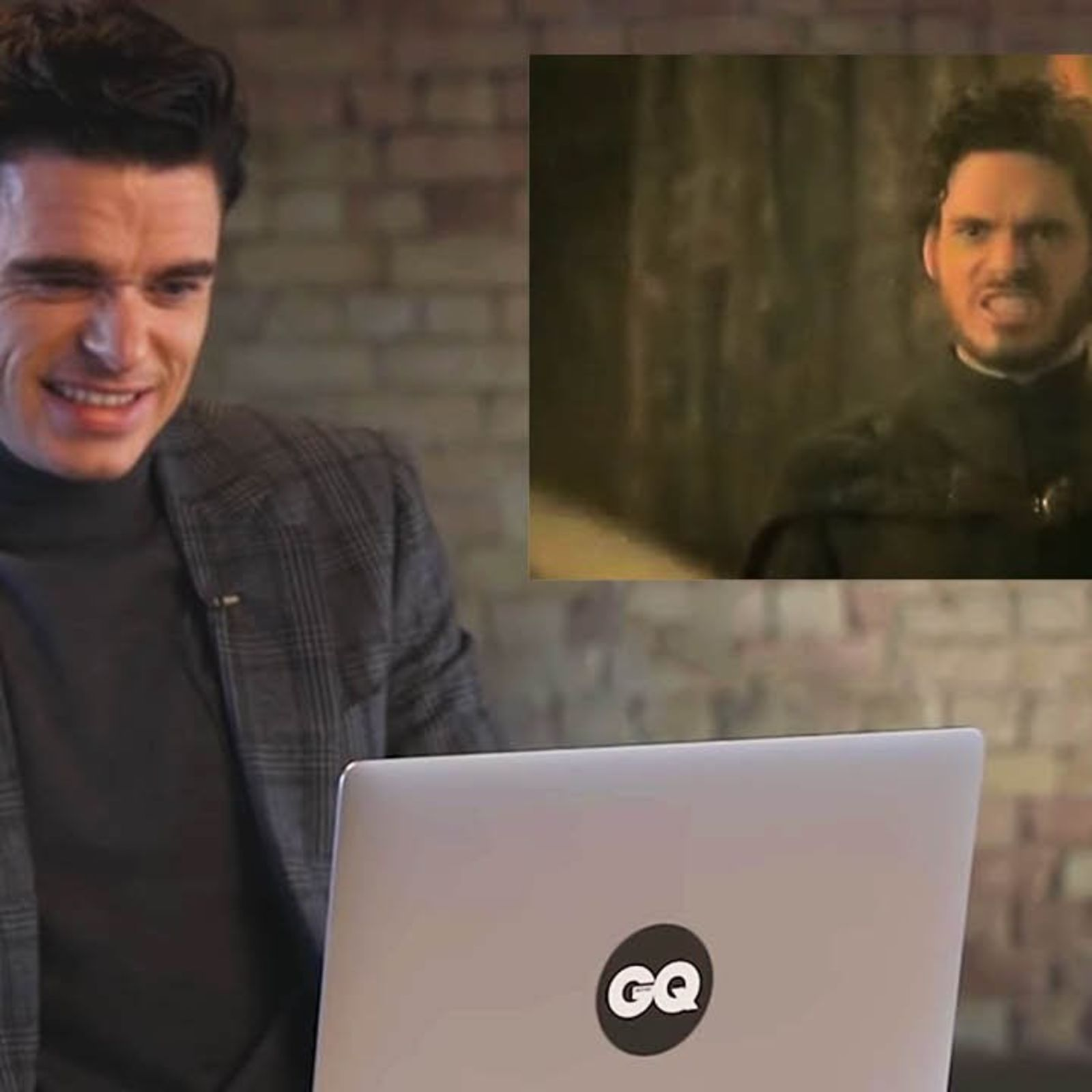 Richard Madden relives the Game of Thrones Red Wedding scene