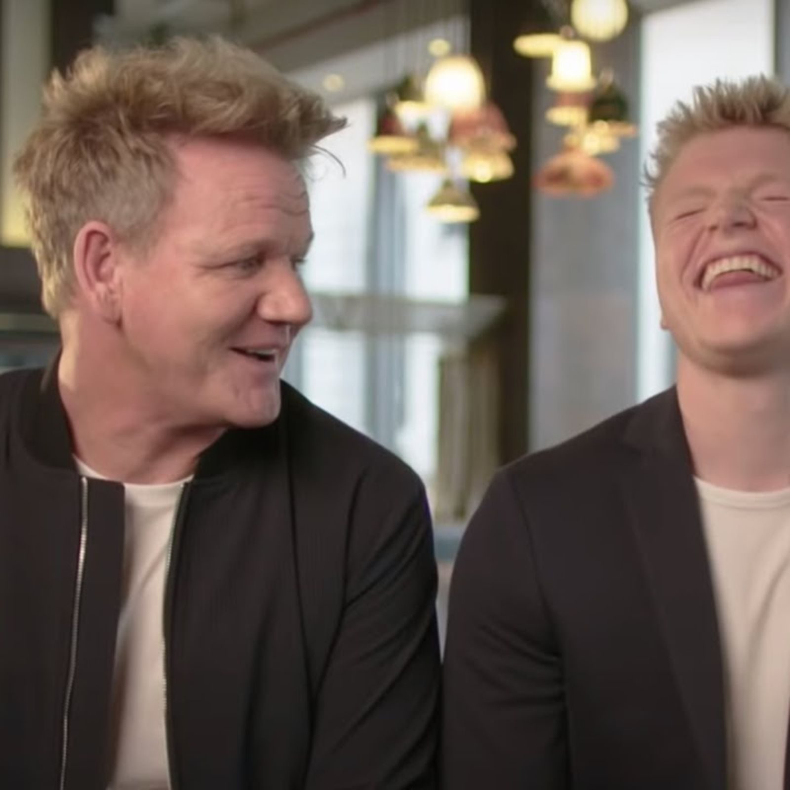 Gordon Ramsay on what keeps him up at night as a parent