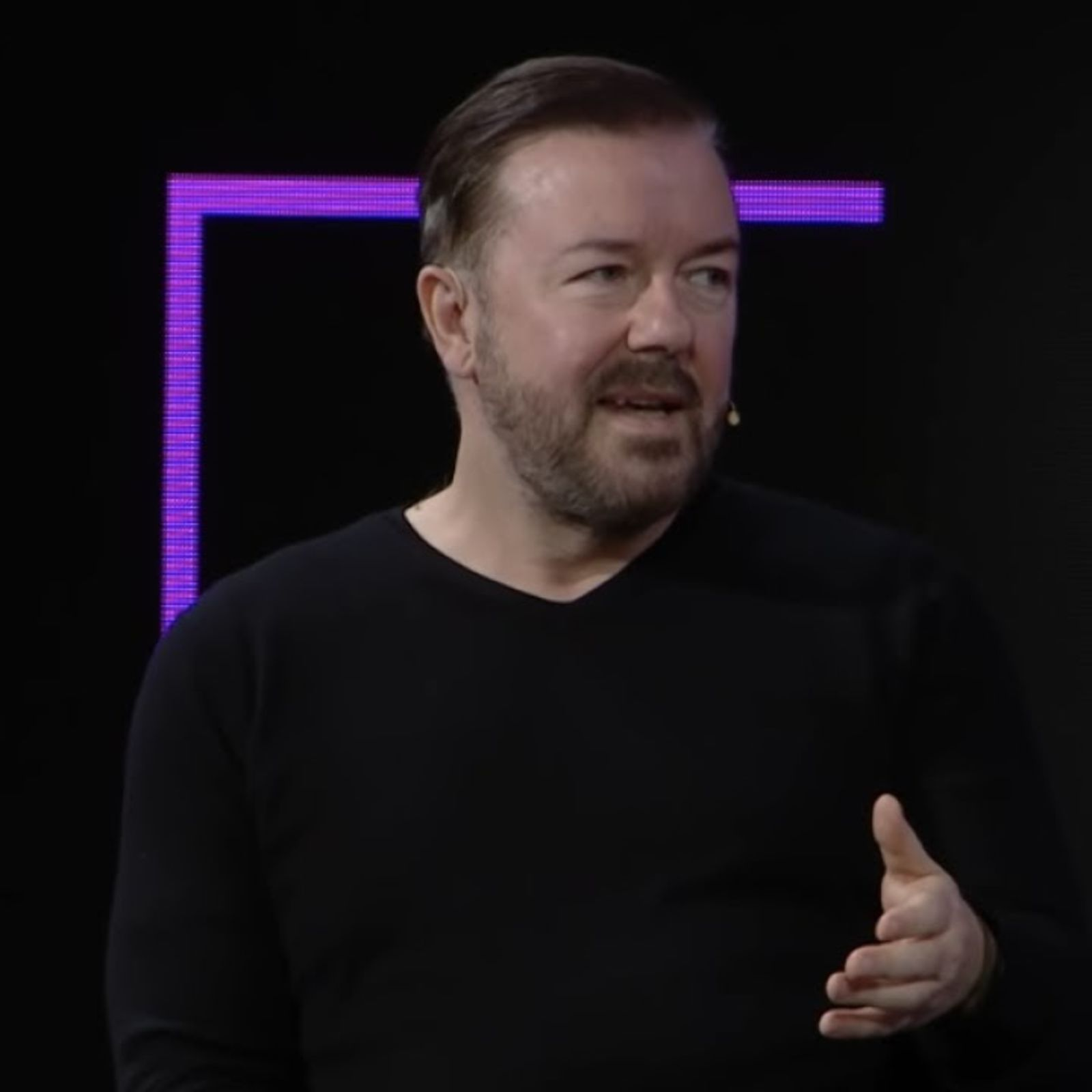 Ricky Gervais: 'I can defend everything I have ever done'