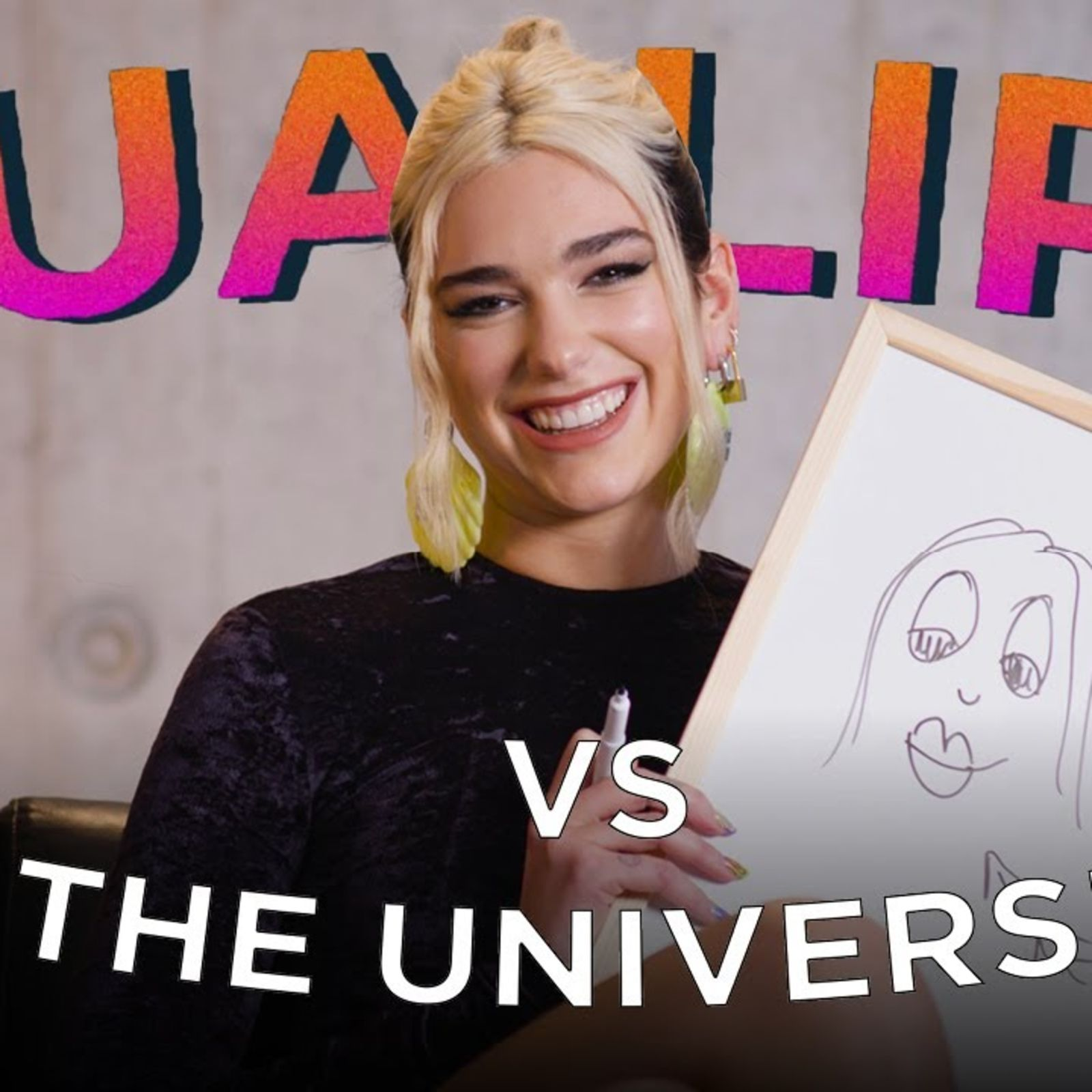 Dua Lipa answers the questions fans really want to know
