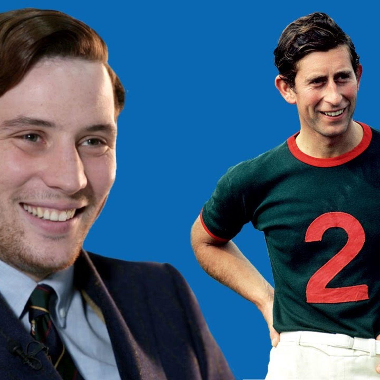Josh O'Connor on how he became Prince Charles