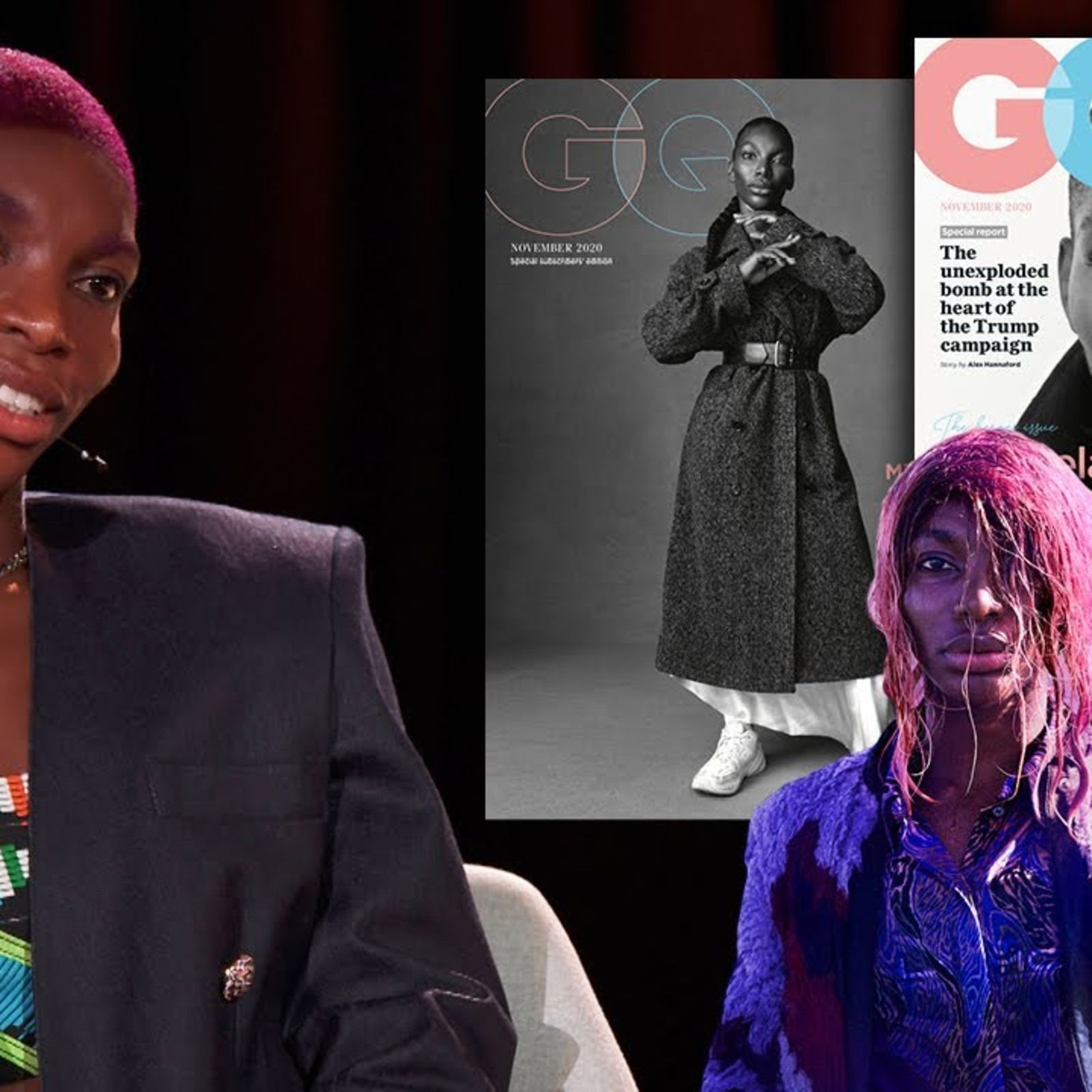 Michaela Coel: 'If you don't show it, it can be erased'