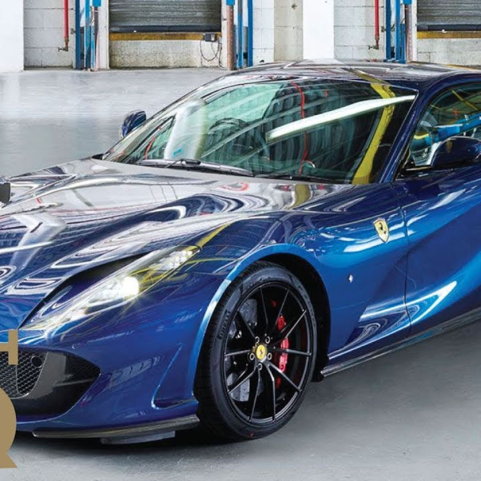 Ferrari 812 Superfast review: its 6.5-litre V12 is a masterpiece