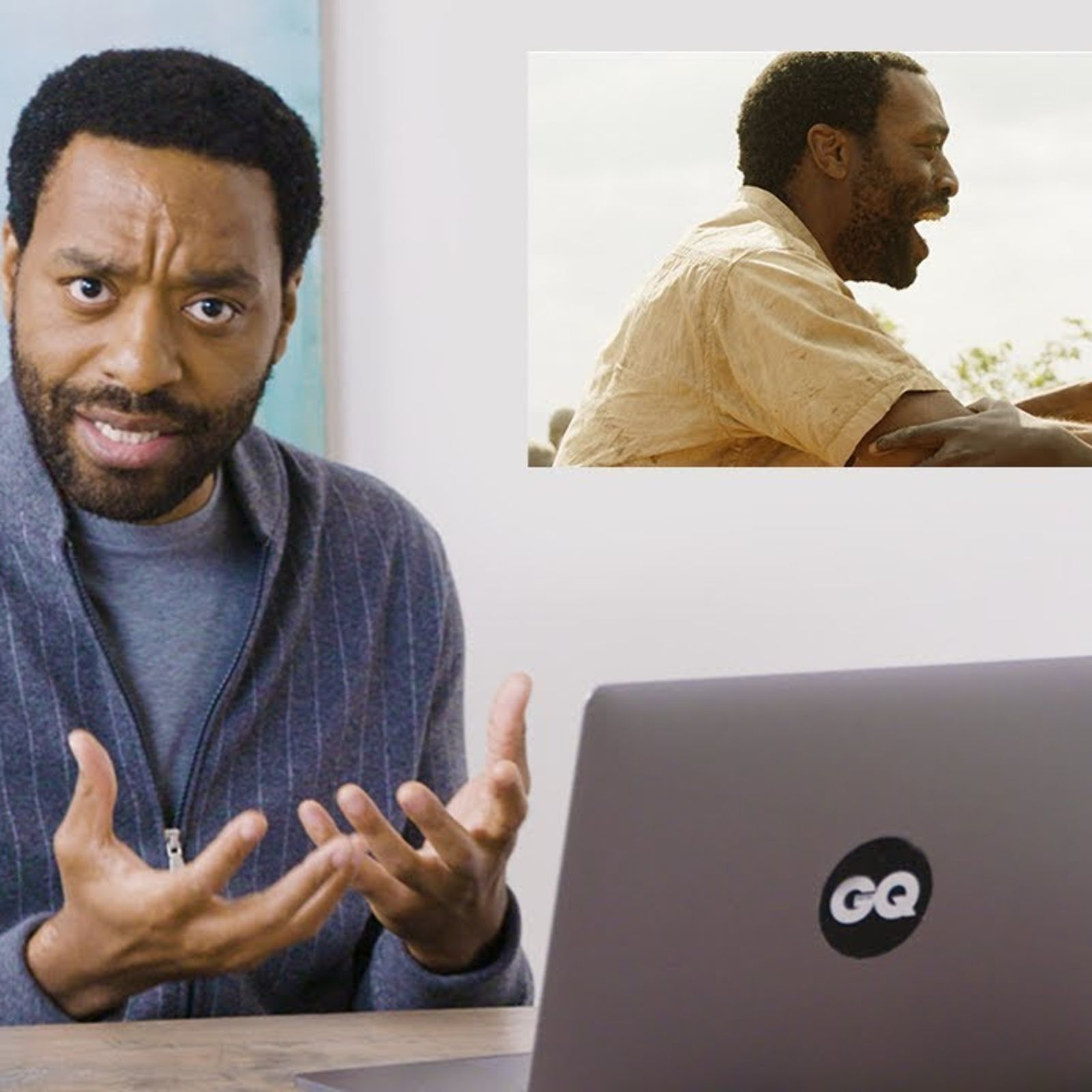 Chiwetel Ejiofor reacts to The Boy Who Harnessed The Wind
