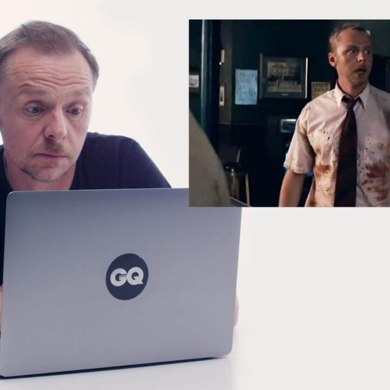 Simon Pegg looks back at Shaun of the Dead: 'We literally paid the zombies a pound'