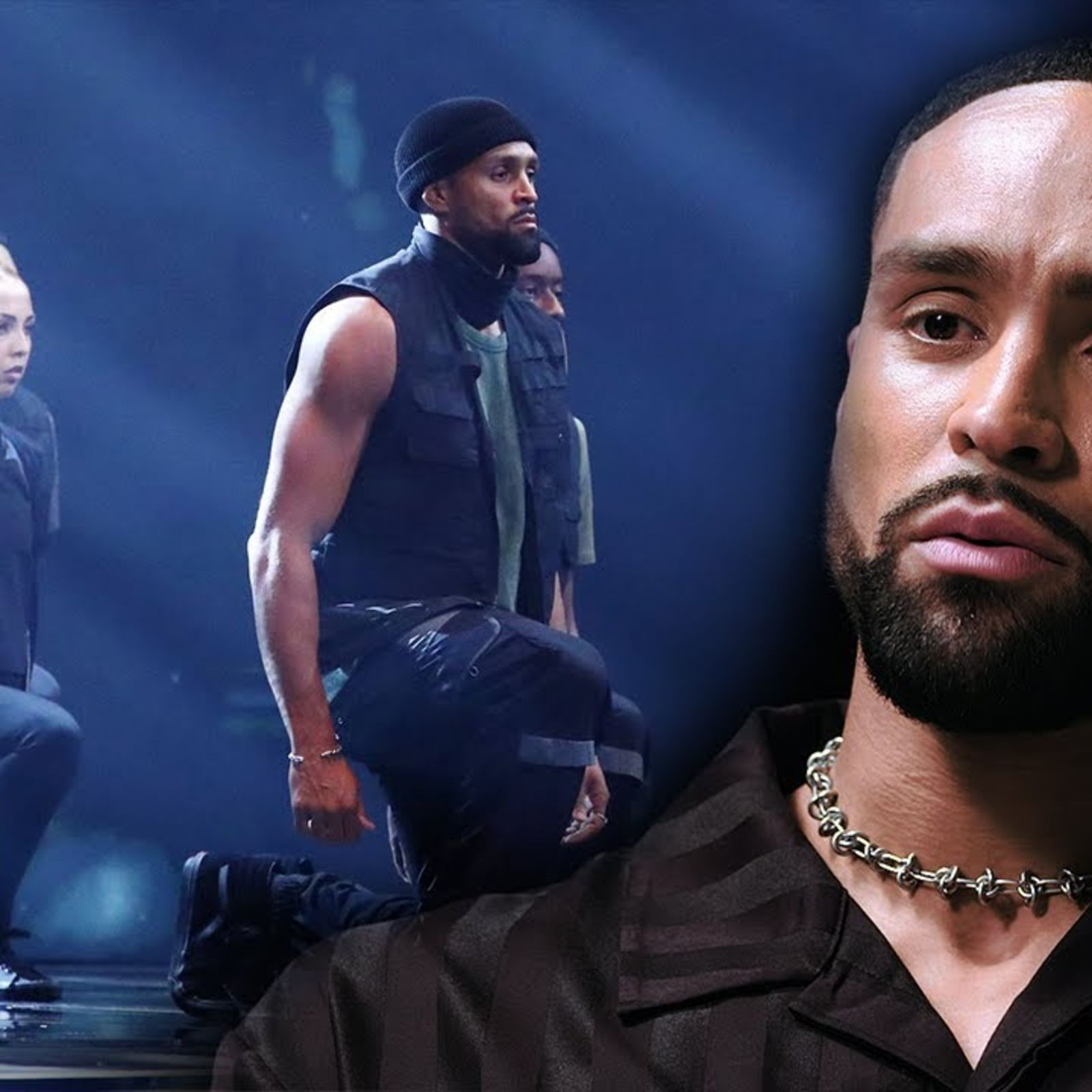 Ashley Banjo on TV's most talked about moment: Diversity's BGT 2020 performance