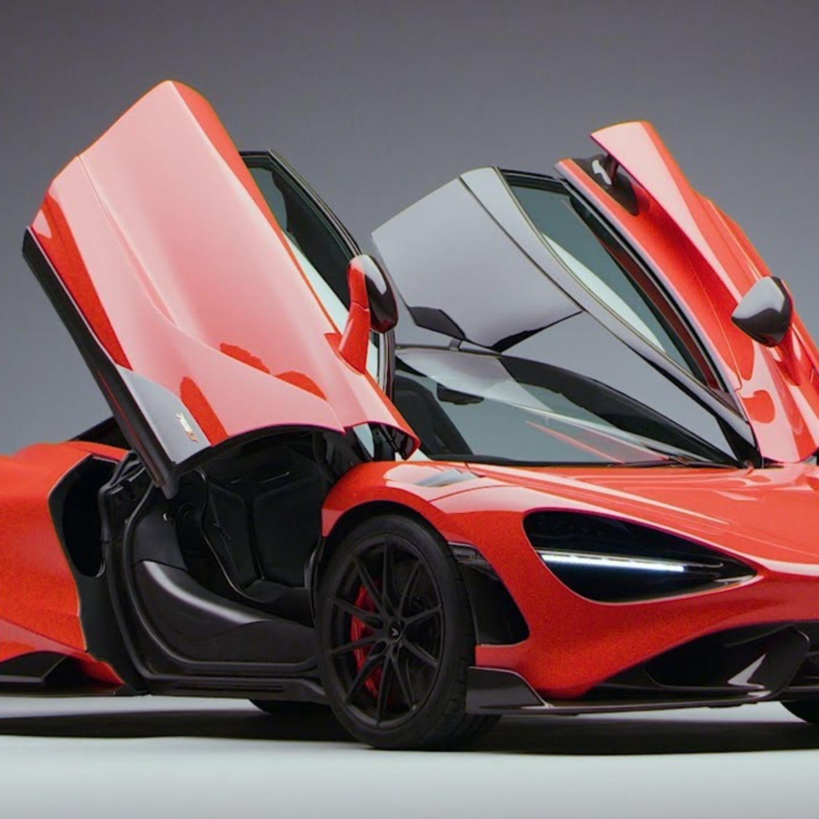 A first look at the McLaren 765LT