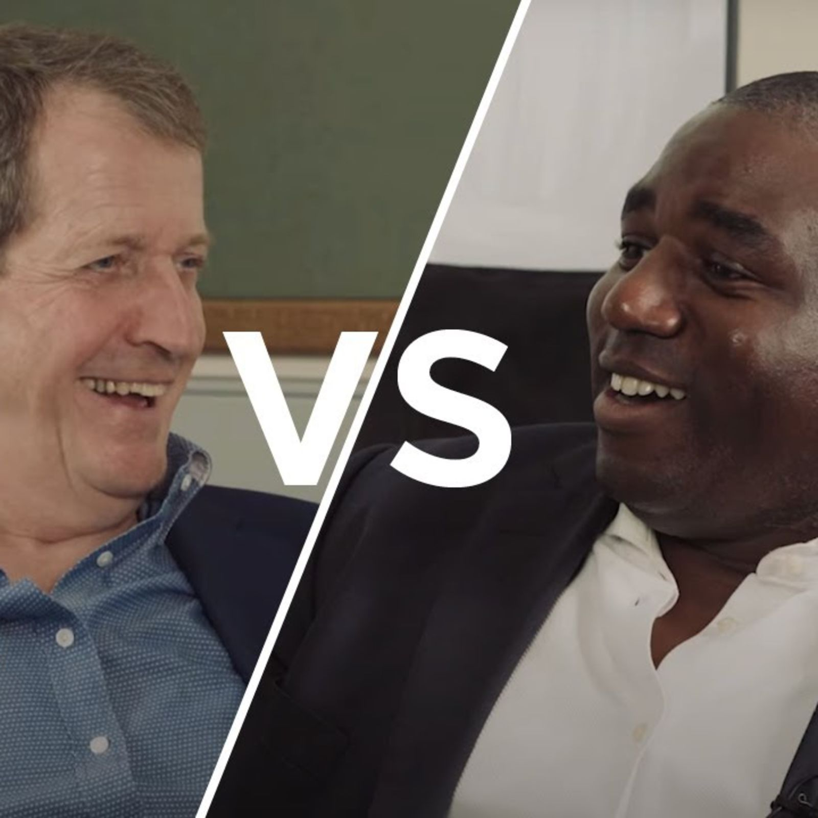 Alastair Campbell vs. David Lammy: GQ meets a backbench rebel