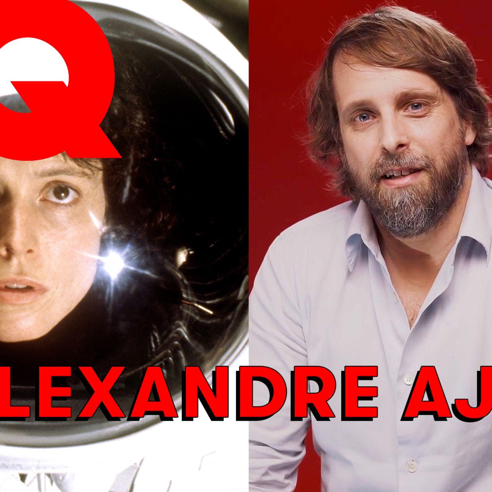 Alexandre Aja juge le cinéma : Alien, Oxygène, Psychose