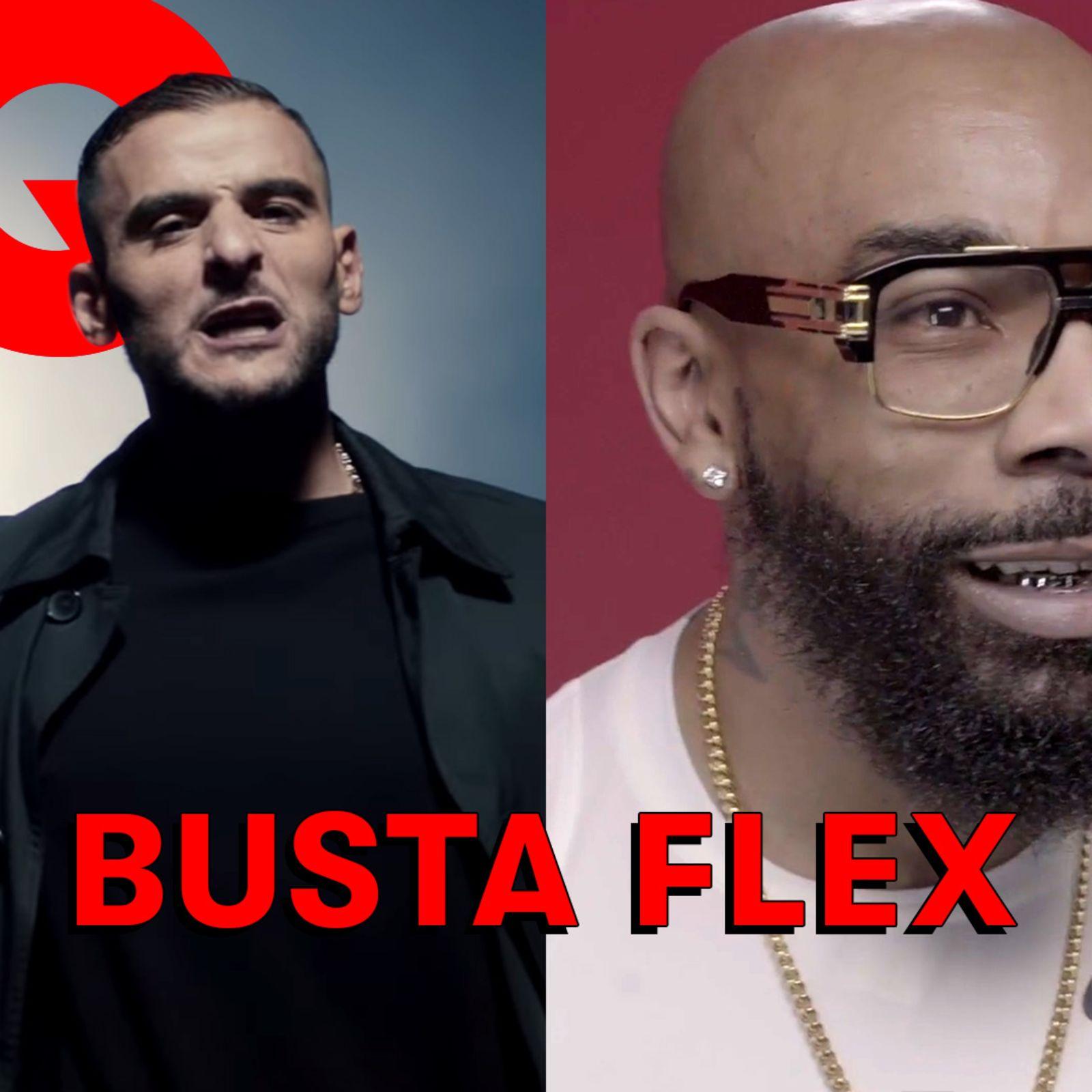 Busta Flex juge le rap français : SCH, Sofiane, Sadek