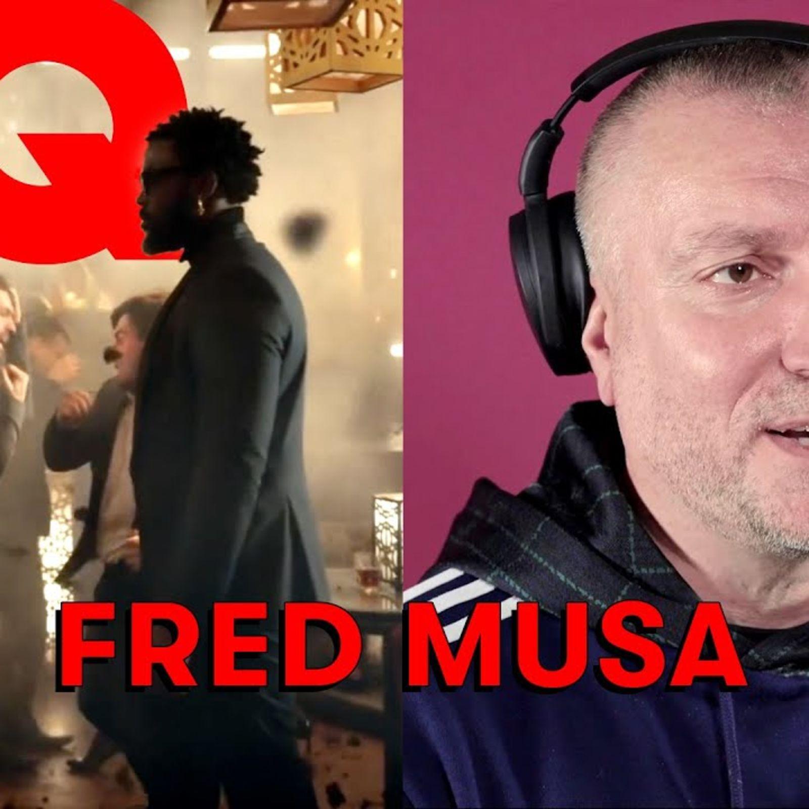 Fred Musa juge le rap français : Damso, Niro, Niska…