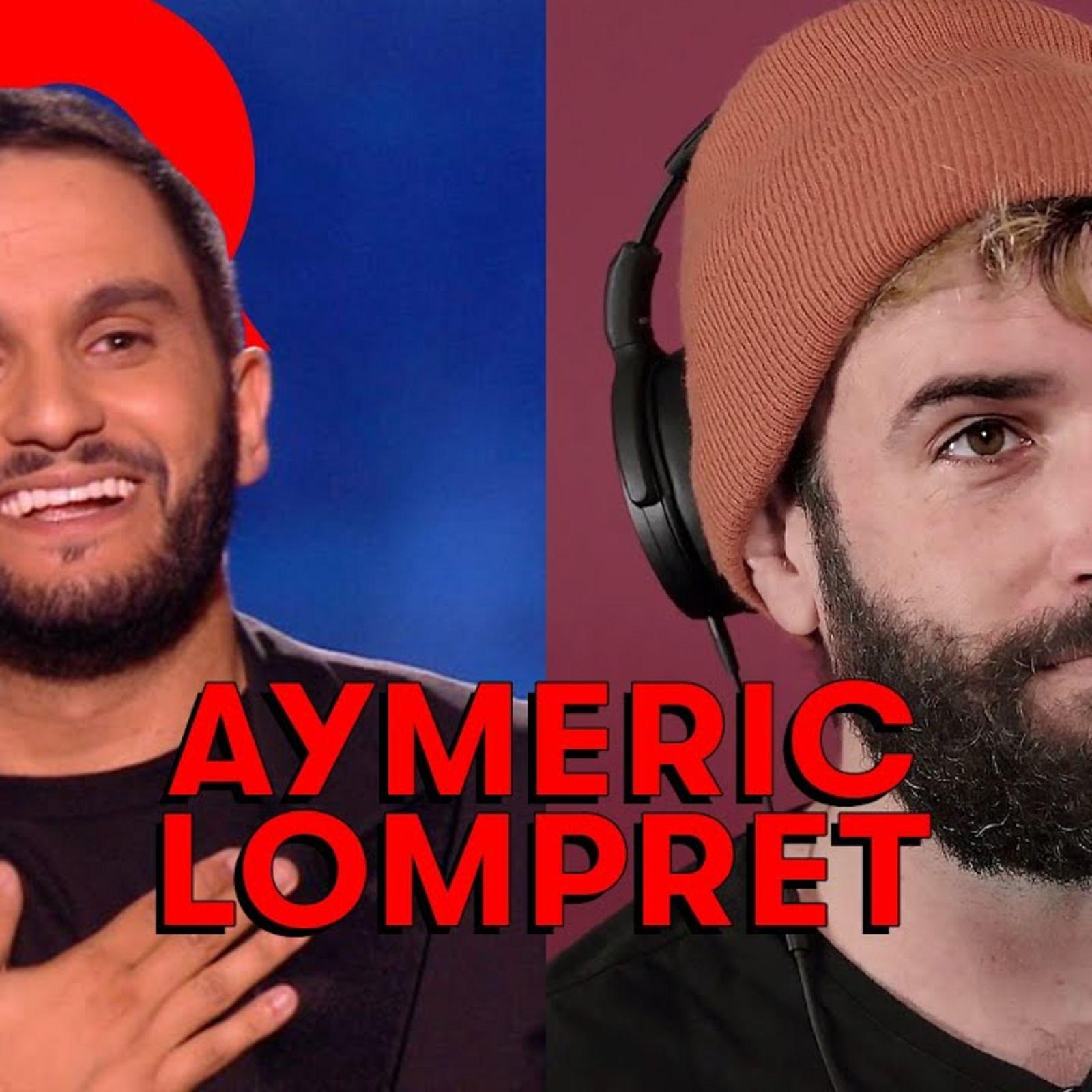 Aymeric Lompret juge l'humour : Palmashow, Fabrice Éboué, Malik Bentalha…