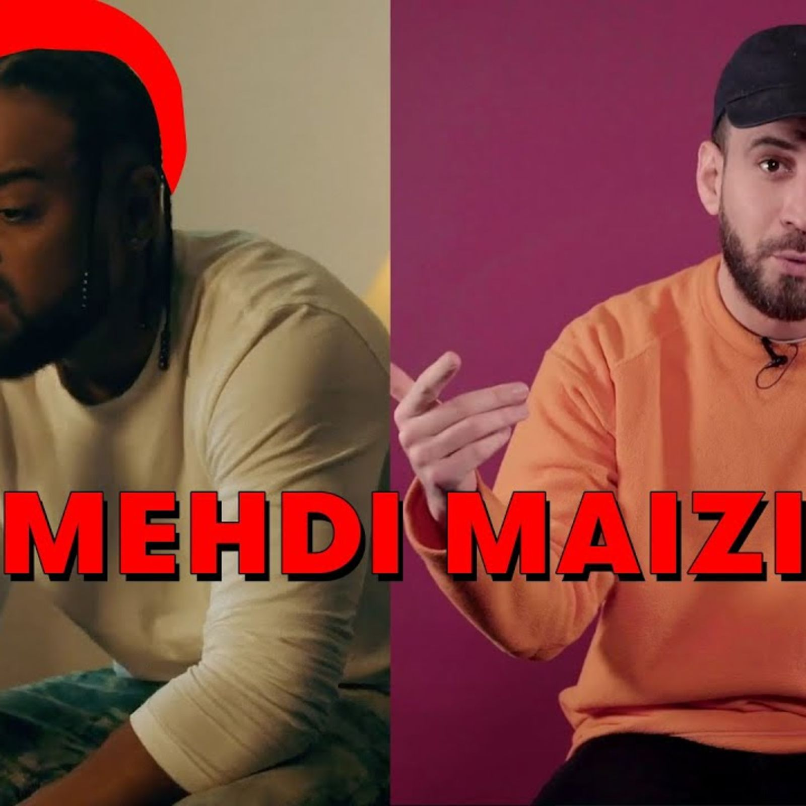 Mehdi Maïzi re-juge le rap français : SCH, Hatik, Alonzo…