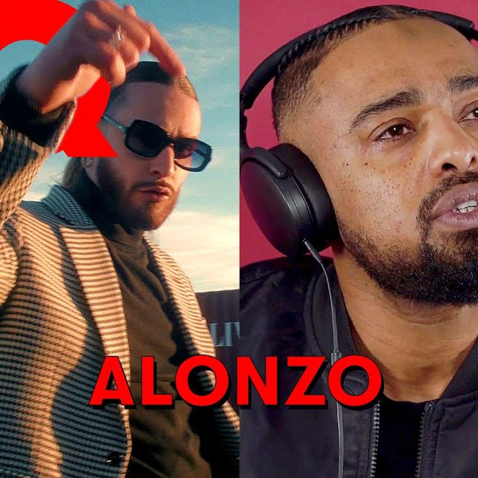 Alonzo juge le rap français : SCH, Mister V, Laylow…
